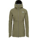 The North Face Hikesteller Jas Dames olijf